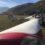 Mit dem Motorsegler über die Alpen nach St.Crépin