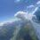 Hahnweide-Engadin im Segelflug